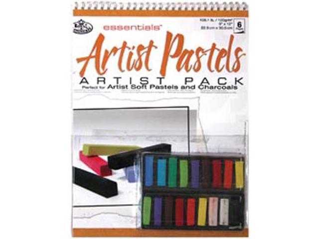 Essentials Artist Pack-Artist Pastels