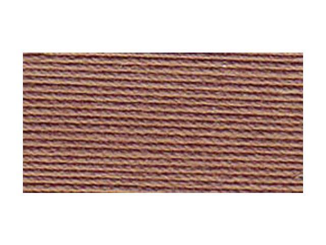 Lizbeth Cordonnet Cotton Size 20-Mocha Brown Medium