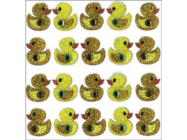 Jolee's Mini Repeats Stickers-Ducks