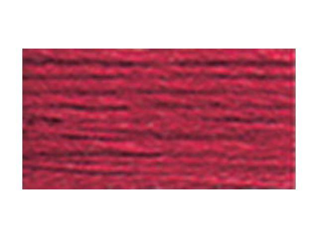 DMC Pearl Cotton Skeins Size 3 - 16.4 Yards-Very Dark Rose