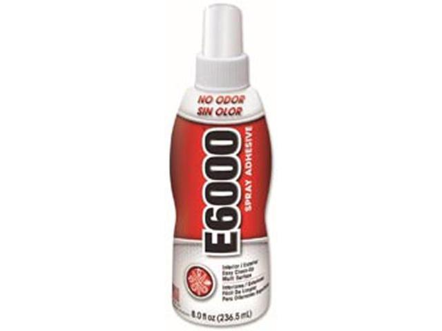 E-6000 Spray Adhesive 8 Ounces-Clear