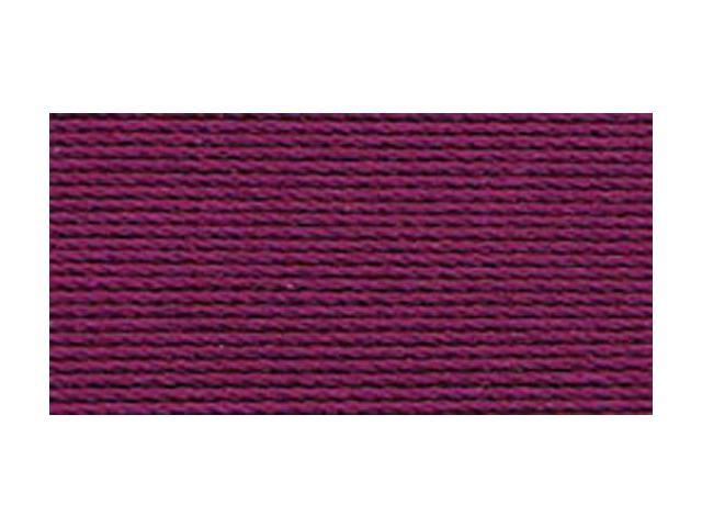Lizbeth Cordonnet Cotton Size 10-Dark Boysenberry