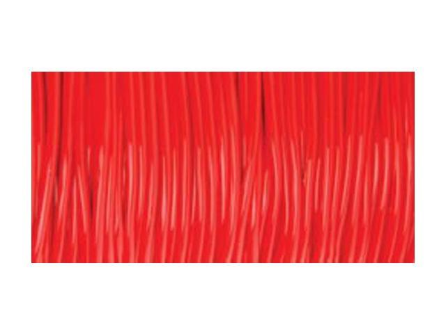 S'getti Strings Plastic Lacing 50yd-Red