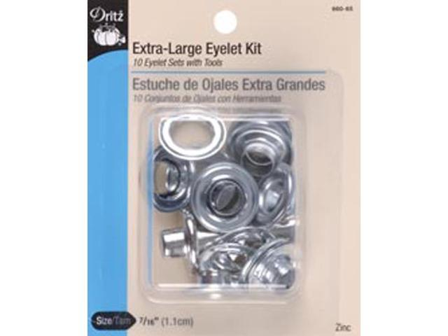 Eyelet Kit-Nickel