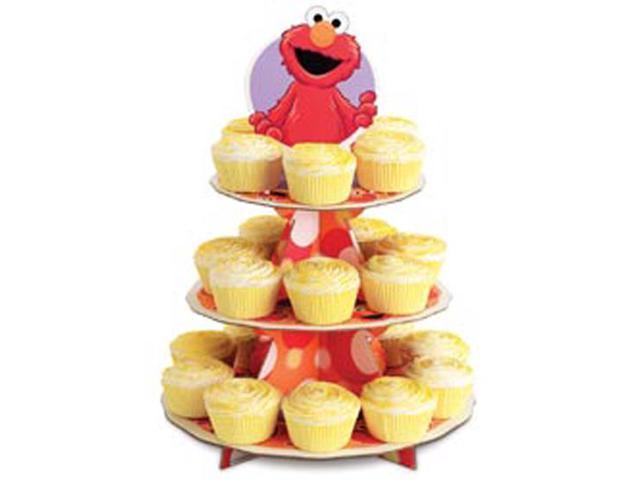 Treat Stand-Elmo