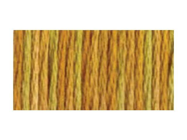DMC Color Variations Pearl Cotton Size 5 - 27 Yards-Peanut Brittle