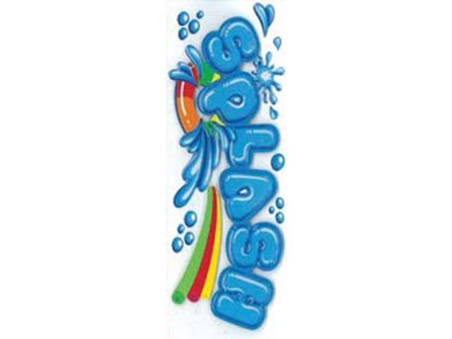 Jolee's Boutique Title Wave Stickers-Splash