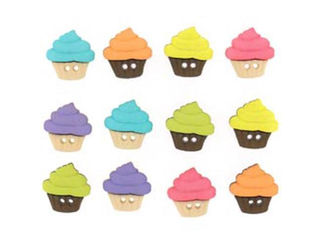 Dress It Up Embellishments-Sew Cute Cupcakes