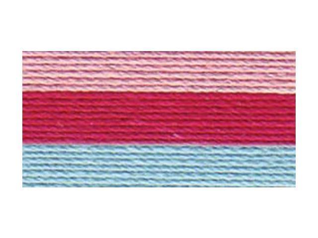 Lizbeth Cordonnet Cotton Size 10-Bubble Gum Mix