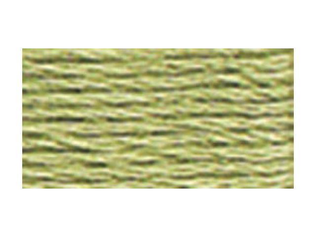 DMC Pearl Cotton Skeins Size 3 - 16.4 Yards-Green Grey