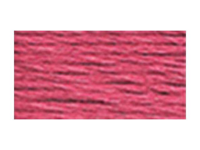 DMC Pearl Cotton Skeins Size 3 - 16.4 Yards-Very Dark Dusty Rose