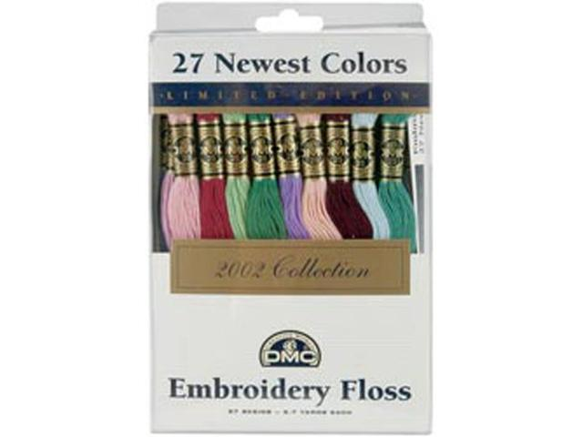 DMC Embroidery Floss Pack 8.7 Yards-Limited Edition 27/Pkg