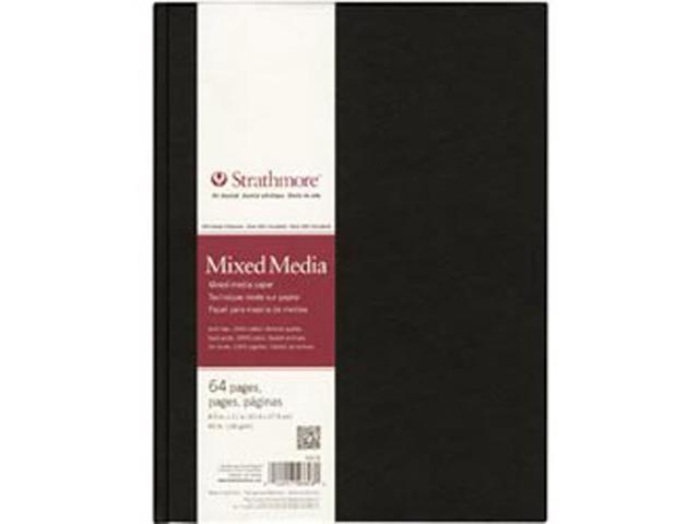 Strathmore Mixed Media Art Journal-8.5