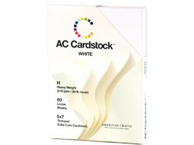 American Crafts Cardstock Pack 5