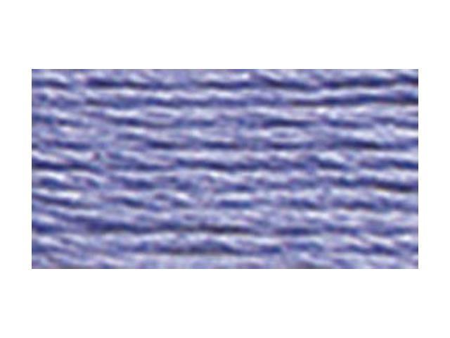 DMC Pearl Cotton Skeins Size 3 - 16.4 Yards-Medium Blue Violet