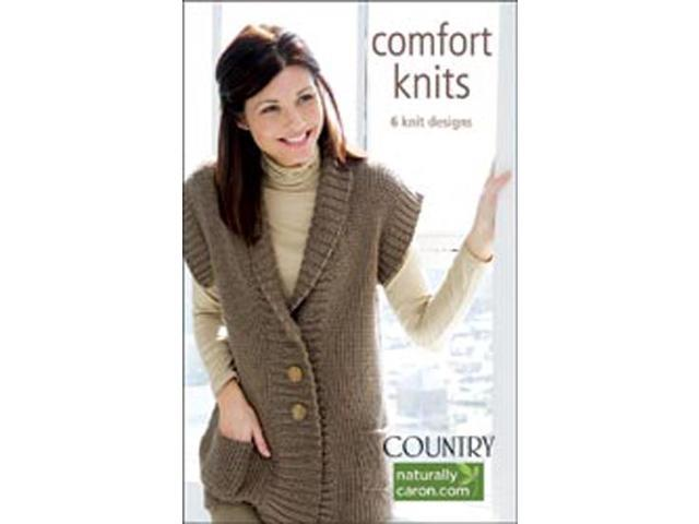 Leisure Arts-Comfort Knits-Country