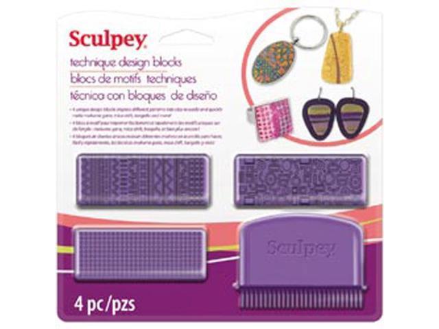 Sculpey Technique Design Blocks-