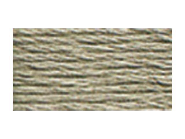 DMC Pearl Cotton Skeins Size 3 - 16.4 Yards-Medium Beaver Gray