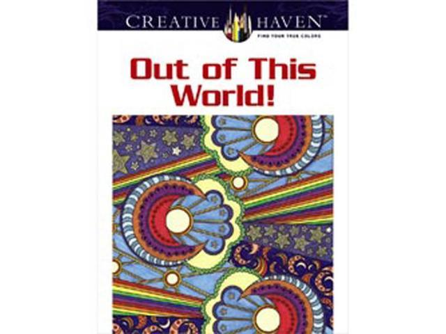 Dover Publications-Creative Haven Out Of This World