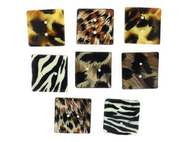 Dress It Up Embellishments-Sew Thru Safari
