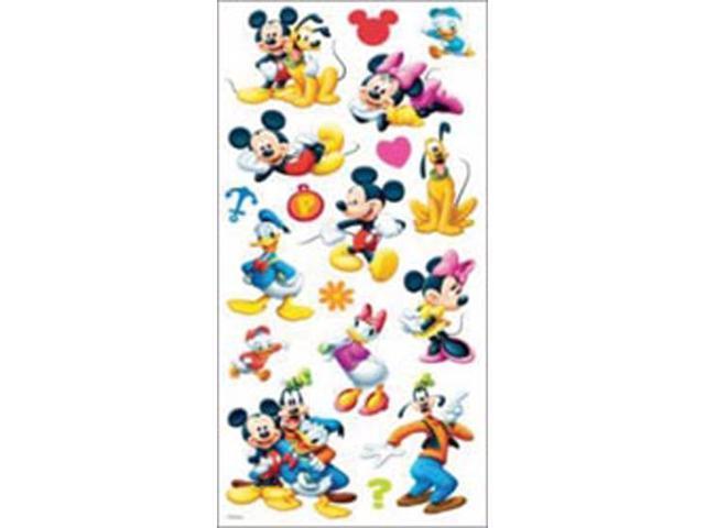 Disney Large Flat Sticker-Mickey & Friends