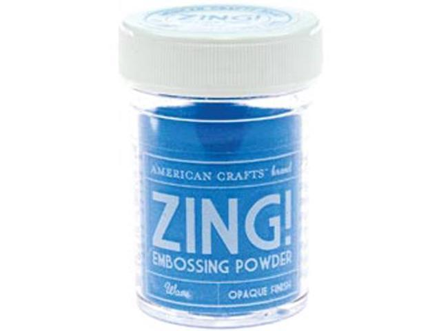 Zing! Opaque Embossing Powder 1 Ounce-Wave
