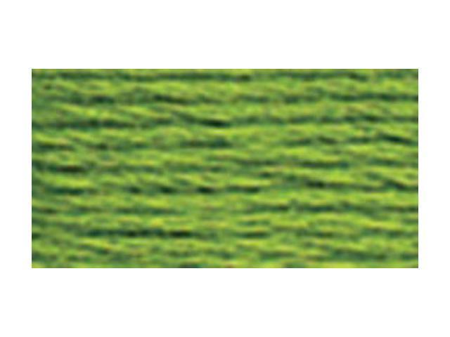 DMC Pearl Cotton Skeins Size 3 - 16.4 Yards-Medium Parrot Green