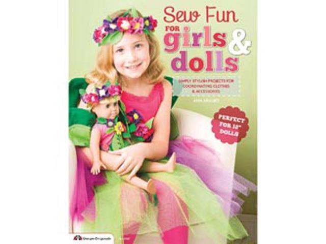 Design Originals-Sew Fun For Girls & Dolls