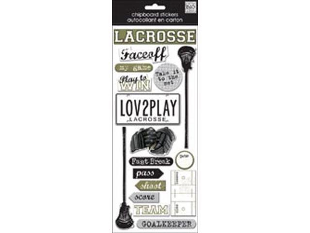 Self-Adhesive Designer Chipboard-Lacrosse