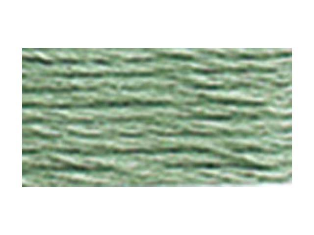 DMC Pearl Cotton Skeins Size 3 - 16.4 Yards-Medium Blue Green
