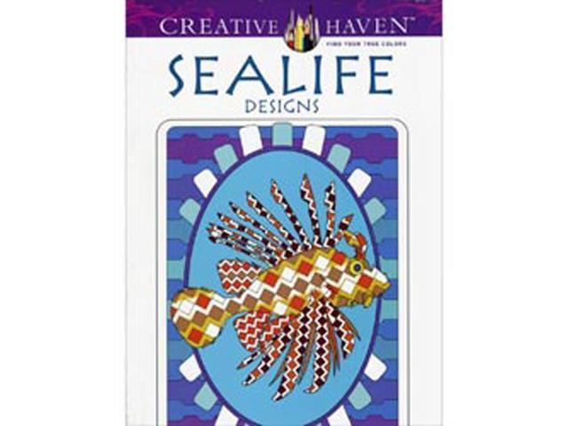Dover Publications-Sealife Designs