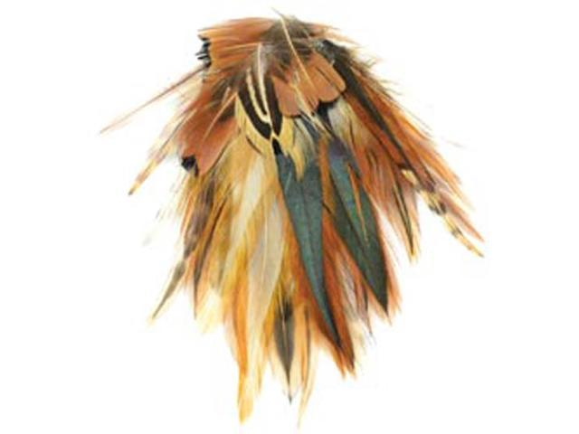 Petite Feather Pad Hackle/Ringneck Pheasant 4.5