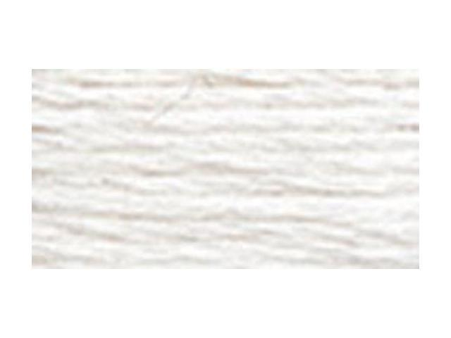 DMC Pearl Cotton Skeins Size 3 - 16.4 Yards-Snow White