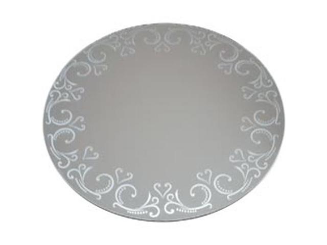 Round Pattern Mirror 12