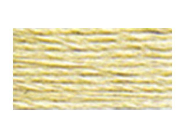 DMC Pearl Cotton Skeins Size 3 - 16.4 Yards-Light Yellow Beige