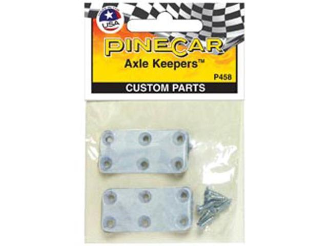 Pine Car Derby Axle Keepers-
