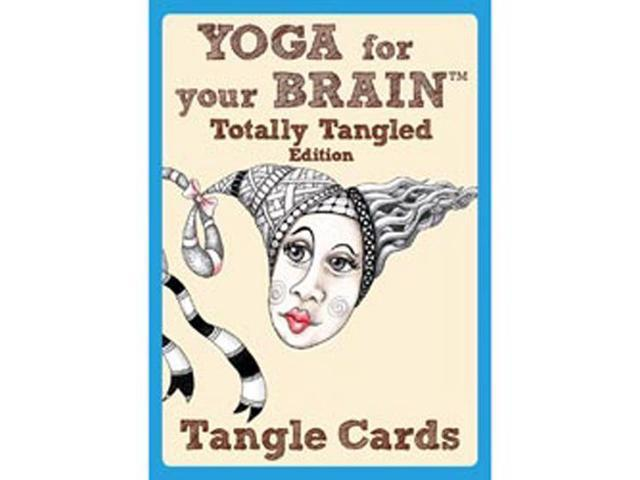 Design Originals-Yoga For Your Brain Totally Tangled