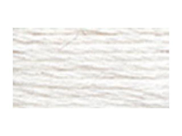 DMC Pearl Cotton Balls Size 12 - 141 Yards-Snow White