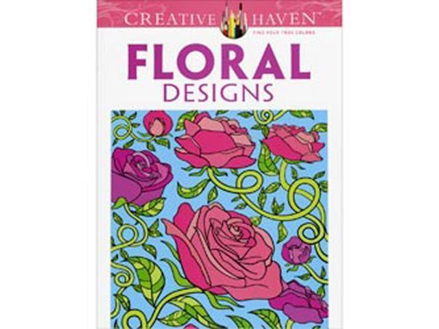Dover Publications-Floral Designs