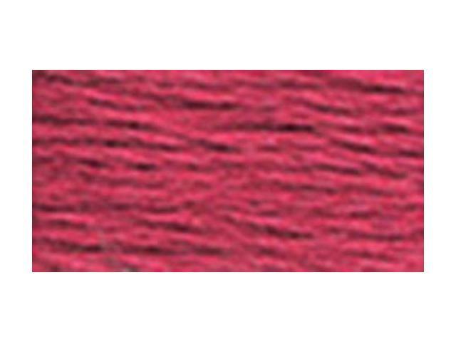 DMC Pearl Cotton Skeins Size 3 - 16.4 Yards-Ultra Dark Dusty Rose