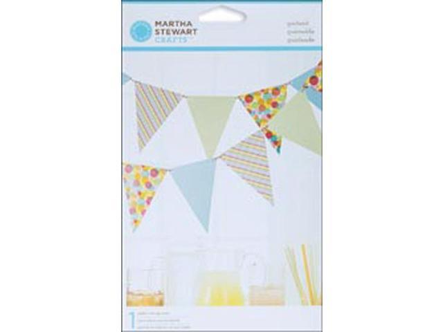 Modern Festive Pennant Garland Kit - Makes 1-