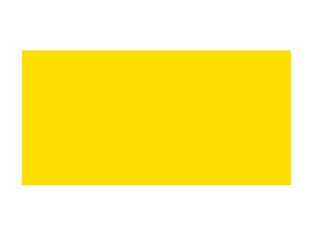 Fabric Brush Marker-Yellow