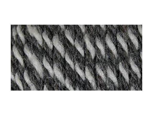 Spinrite 412323 Classic Wool Yarn-Dark Grey Marl