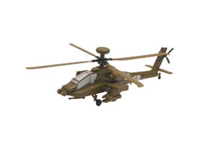 Plastic Model Kit-AH-64 Apache 1:100