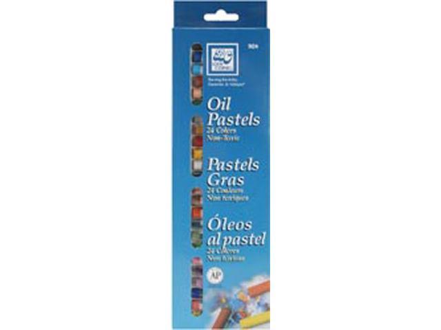 Oil Pastels 24/Pkg-