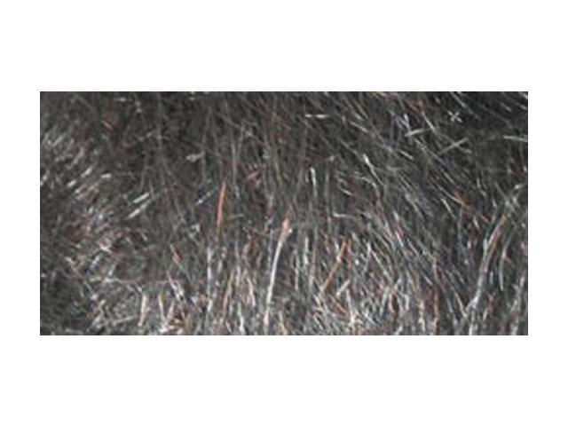 Angelina Straight Cut Fibers 1/2 Ounce-Charcoal