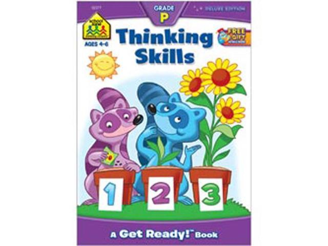 Workbooks-Thinking Skills