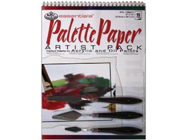 Essentials Artist Pack-Palette Paper