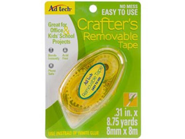 Crafter's Tape Repositional Glue Runner-.31