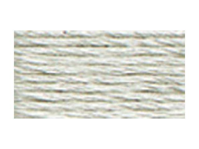 DMC Pearl Cotton Skeins Size 3 - 16.4 Yards-Very Light Beaver Gray